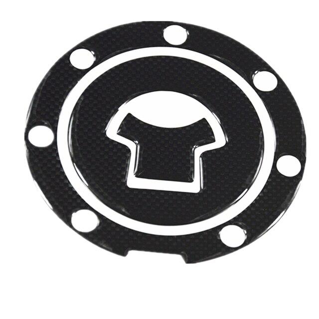 1 stks Koolstofvezel Tank Pad Tankpad Protector Sticker Voor Motorfiets Universal Gratis Verzending