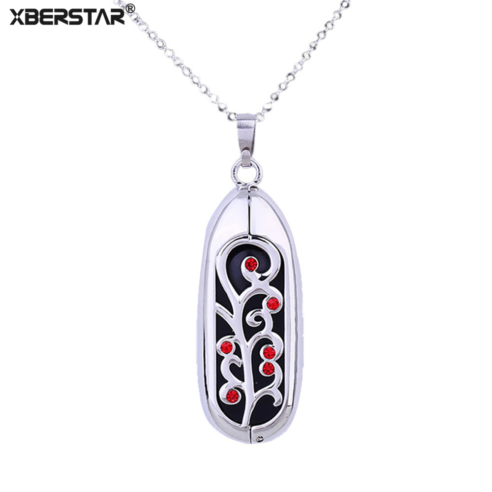 Fashion Jewelry Necklace Stainless Steel Chain Pendant For Xiaomi Mi Bands 2 1 Sleep Fitness Monitor