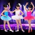 Дети Девушки Балетное Платье Для Девочек Танцы Одежда Детей Балетные Костюмы Для Девушки Танец Купальник Kid Девушка Производительность Танцевальная Одежда