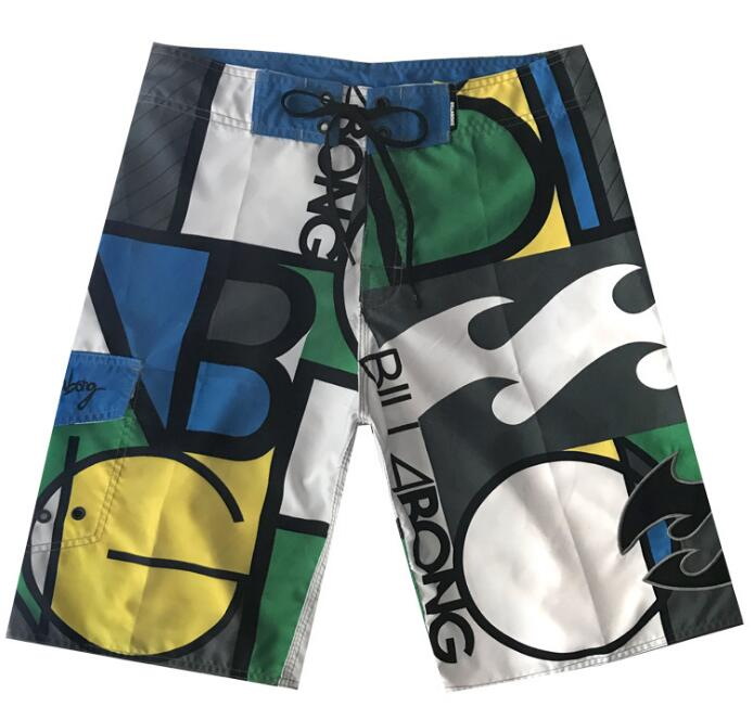 Dog Paw Isolated Bone Animals Mens Printed Swim Trunks Surfing Quick Dry Board Beach Shorts with Pockets