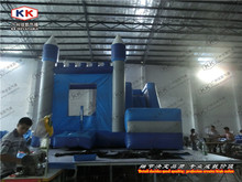 New Inflatable bouncy castle slide combo for rental
