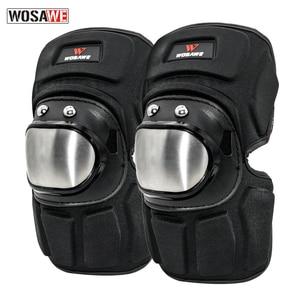 WOSAWE Motorcycle Knee Protect