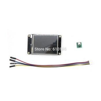 Nextion Enhanced 2,8 ''ичм USART UART последовательный ЖК-дисплей Дисплей модуль TFT сенсорный Панель для Arduino Raspberry Pi ESP8266