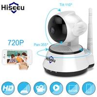 Hiseeu FH2A Home Security IP Camera Wireless Smart WiFi Camera WI FI Audio Record Surveillance Baby