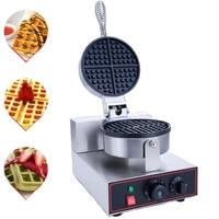 220V/110V EU US Plug Commercial Waffle Maker Waffle Oven Electric Pancake Breakfast Scone Snack