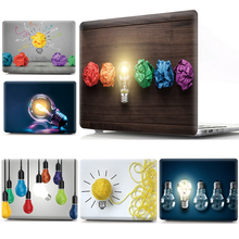 New For Macbook Pro 13 2018 Case Cartoon Bubble Hard A1989 A1706 A1708 Cover for Macbook Air Retina Pro 11 13 15 Touch bar Case matte glitter bling case for apple macbook air pro retina 11 12 13 15 with touch bar 2017 a1706 a1707 a1708 for macbook 11 case