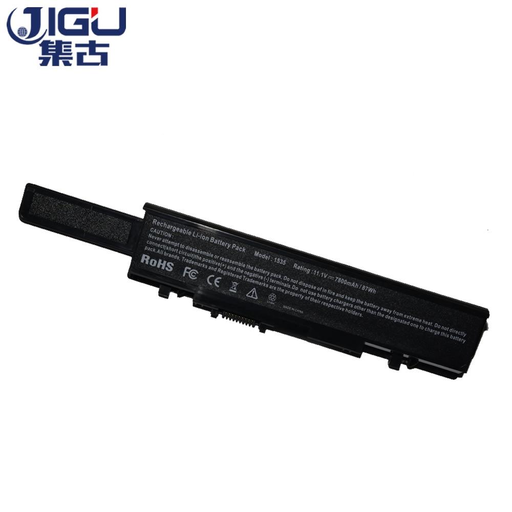 JIGU 9 Cellules pour Ordinateur Portable Batterie WU946 MT264 KM965 312-0702 KM958 Pour Dell Studio 1535 1536 1537 1555 1557 1558