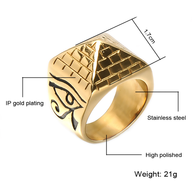 Pyramid Ring 2