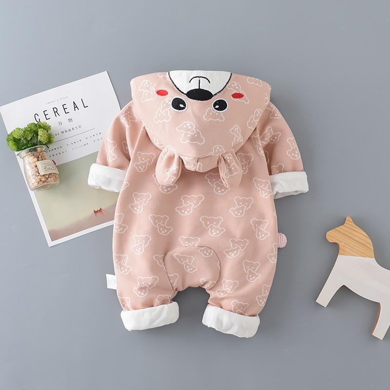 engrossar recem nascidos meninos meninas roupas unissex crianca 02