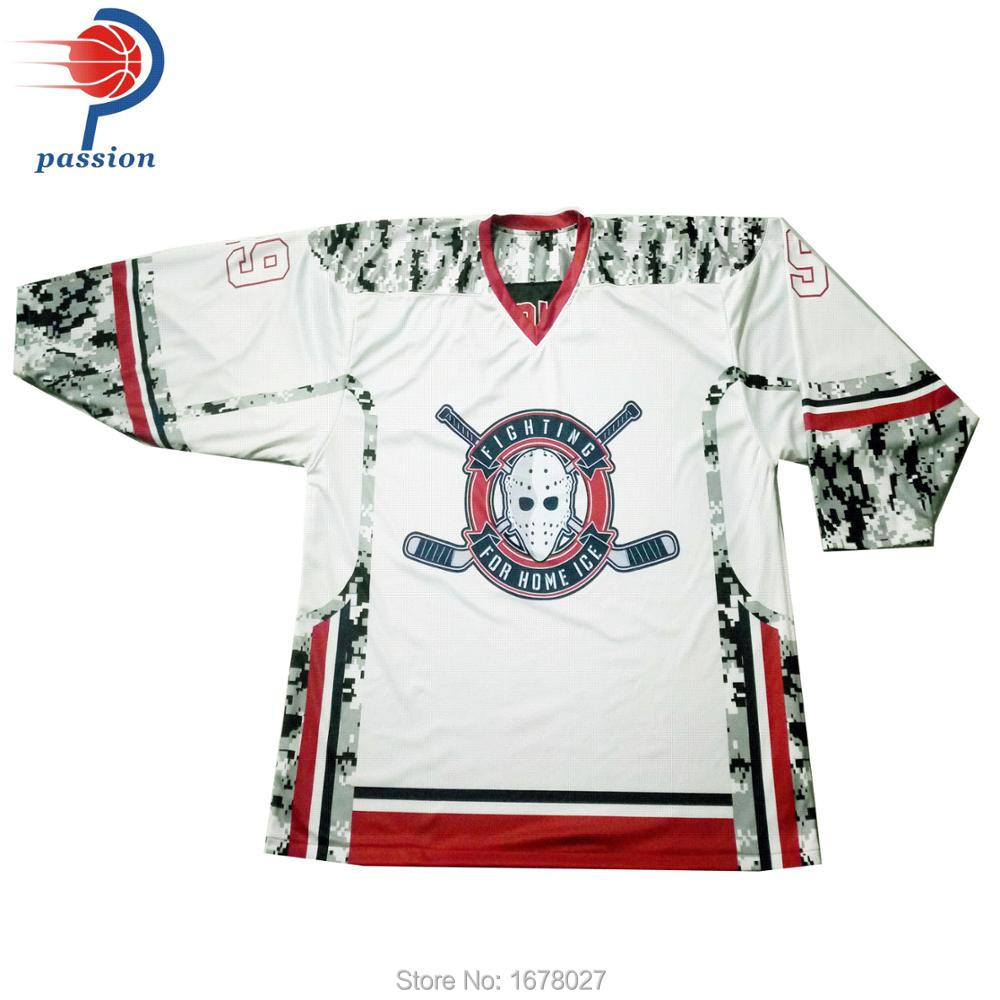 Oem Professional high quality Indoor Sports ice hockey jerseys -in ... 5f64c7912