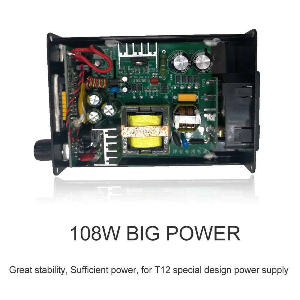 Stm32 oled1.3 polegada T12 953 digital estação
