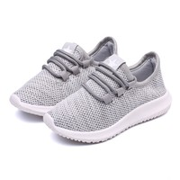 Sport Children Shoes Kids Boys Sneakers Spring Autumn Net Mesh Breathable Casual Girls Shoes Running Solid