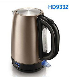 Electric kettle insulation stainless steel electric 1.7 litres Safety Auto-Off Function