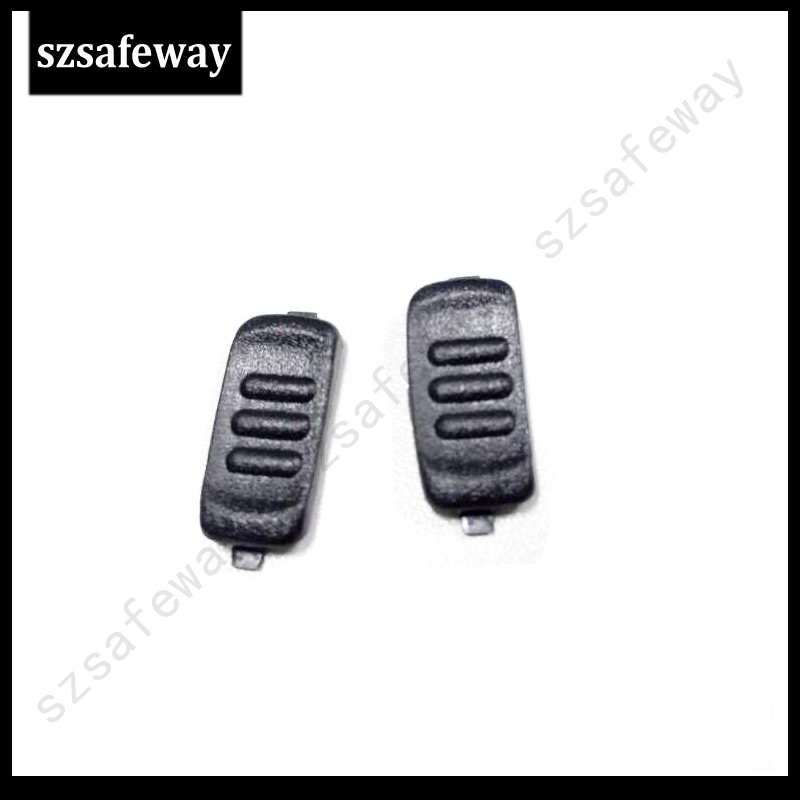 10pcs/ Lot Two Way Radio PPT PAD  For Vertex VX351 Two Way Radio Accessories