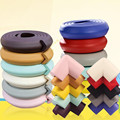 Mambobaby 2M Baby bumper strip Baby Safety Corner protector Table Edge Corner Cushion Strip with Sticker ''U' Style Corner Guard