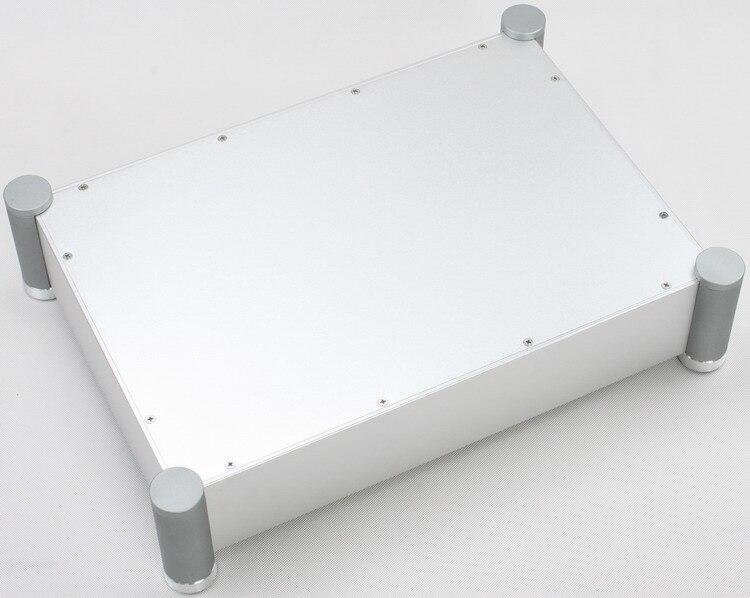 WA62 aluminium châssis amplificateur Tube amp boîtier préampli boîtier DAC nouveau