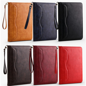 Image 5 - For ipad 8 2020 Luxury Leather case For ipad 7 10.2 inch Folio Stand Smart Cover Auto Wake Sleep bag A2197 A2270 Storage