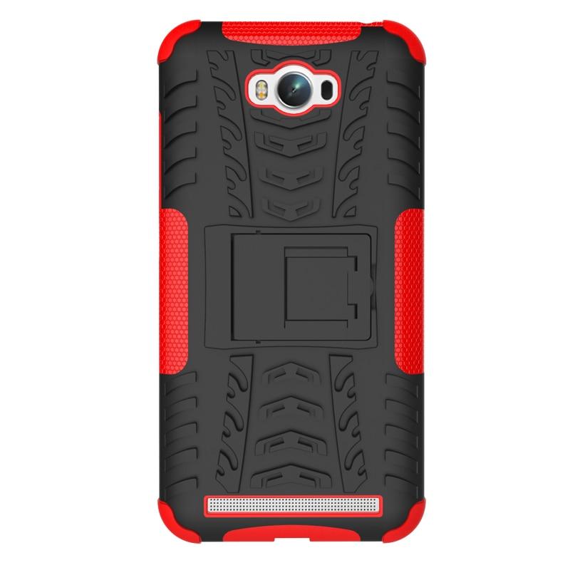 WolfRule Väska Asus Zenfone Max ZC550KL Skydd 5,5 tums mjuk silikon - Reservdelar och tillbehör för mobiltelefoner - Foto 4