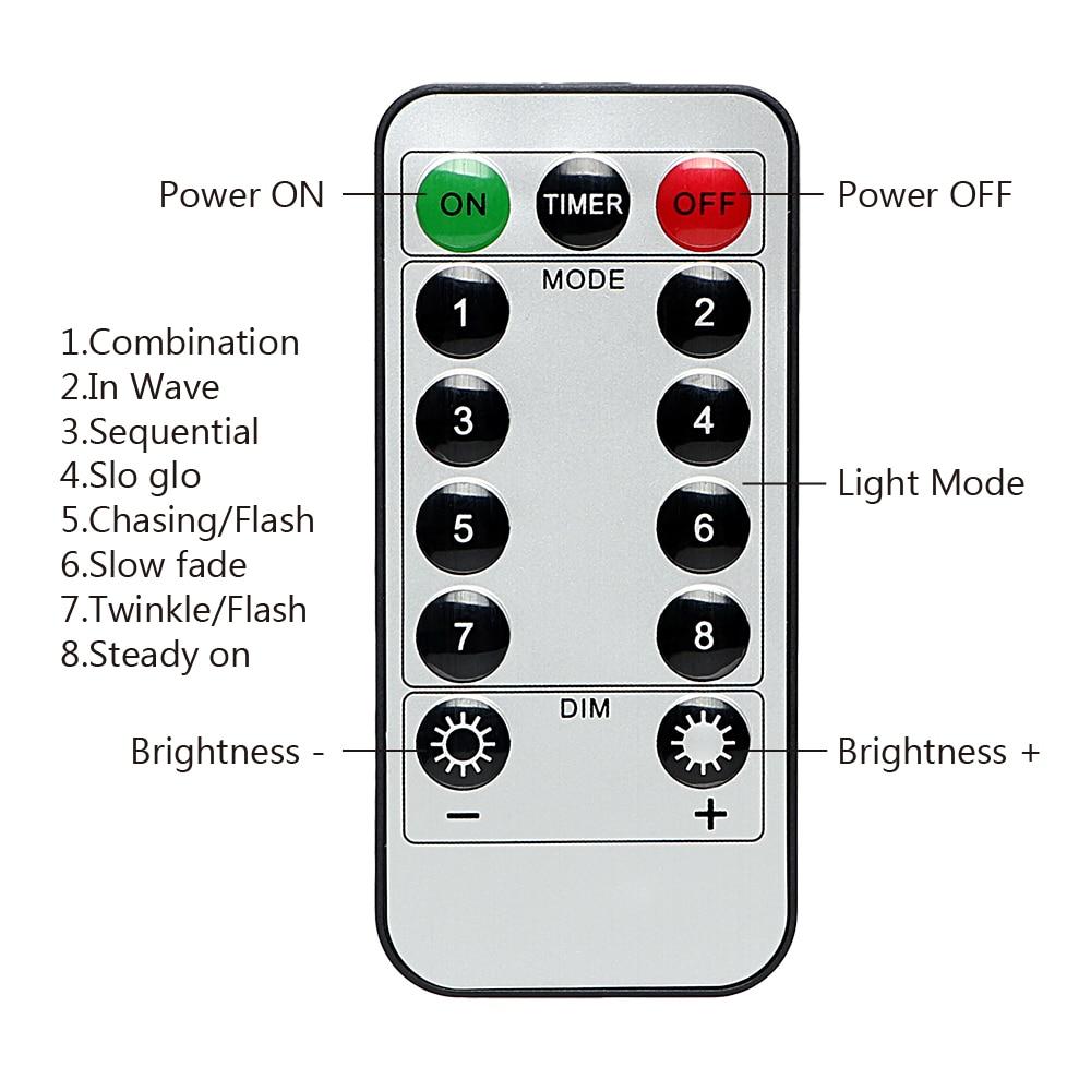 iTimo 5M 10M LED Llambë teli bakri tela të lehta USB Power Fairy - Ndriçimi i pushimeve - Foto 5