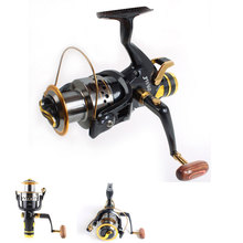 New Fishing Reel Free Runner Carp Fishing Spinning Wheel 5.2:1 Speed Ratio 9+1BB Metal Fishing Tool ALS88