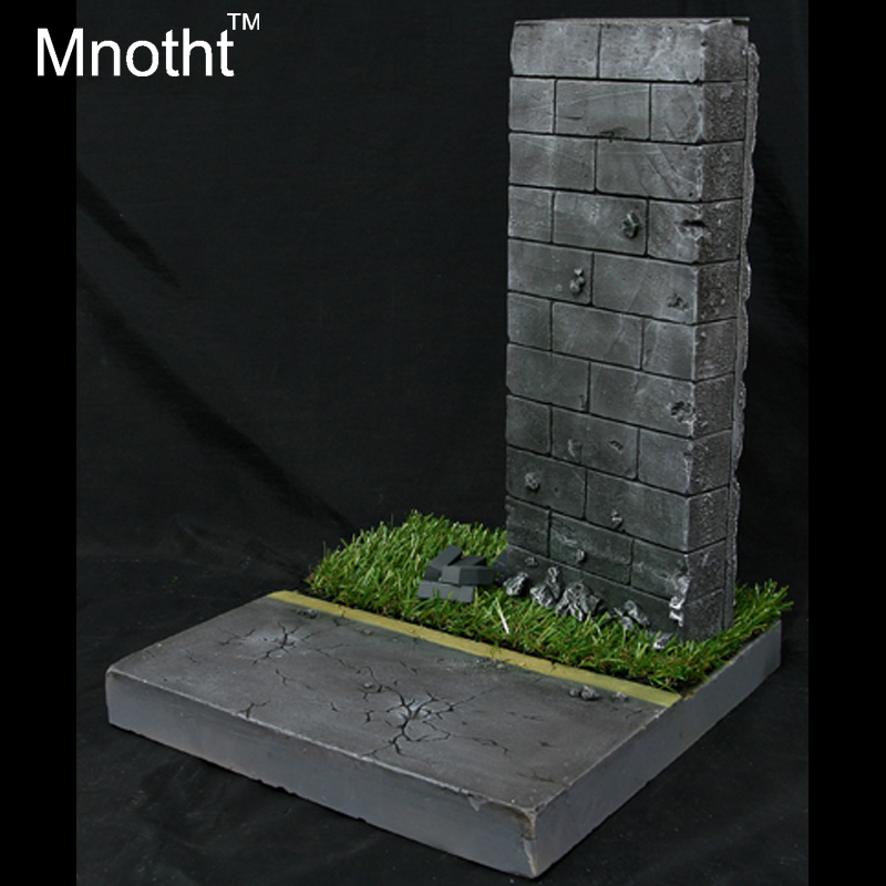 Scale Store S0013 1/6 Grass Platform The Wall Background Scene For 12 Action Figure Scene Props Accessories Collection Toys напольная акустика t a criterion tcd 210 s high gloss cherry