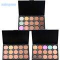3 estilo Profissional Paleta de 15 Cores Corretivo Facial Creme Facial Care Camouflage Makeup base de Paletas de cores de sombra Cosmética