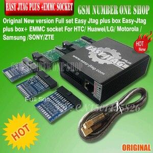 Image 2 - New version Full set Easy Jtag plus box Easy Jtag plus box+ EMATE PRO EMMC socket  For HTC/ Huawei/LG/ Motorola /Samsung /SONY