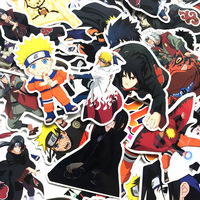 Naruto Sticker (x63)