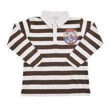 2-8 Ans-Vieux Enfants Garçons Chemises Garçon Shirt Tops en 100% Coton Interlock