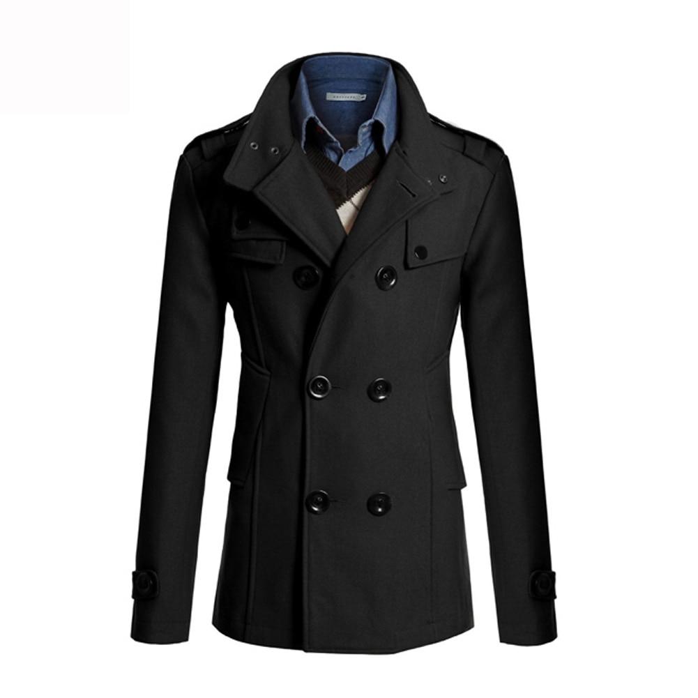 Купить мужская верхняя одежда gent новинка 2018 зимний деловой тренч