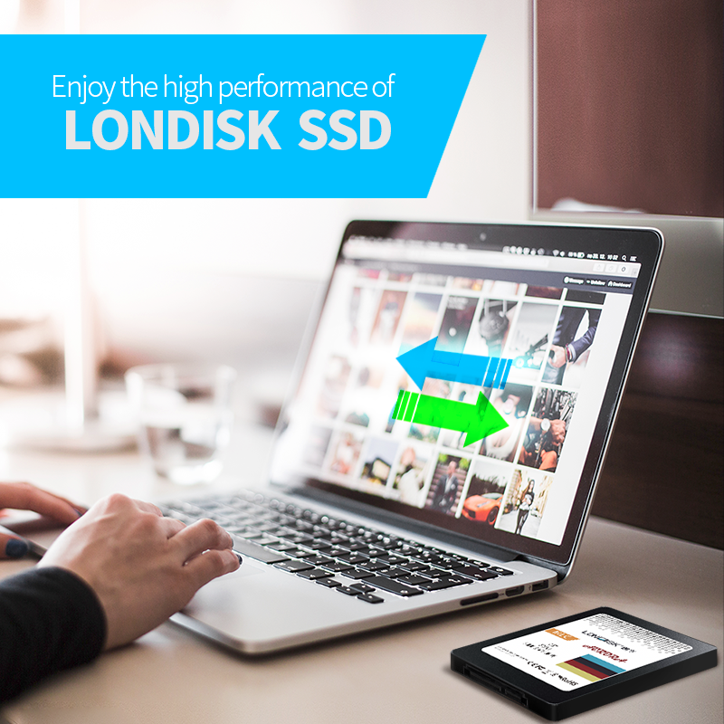 Londisk SSD 120ГБ 240ГБ 480 ГБ 960ГБ HDD SATA3 2,5 дюйма SSD внутренний твердотельный диск жесткий диск компьютера ssd 240 гб для ноутбука