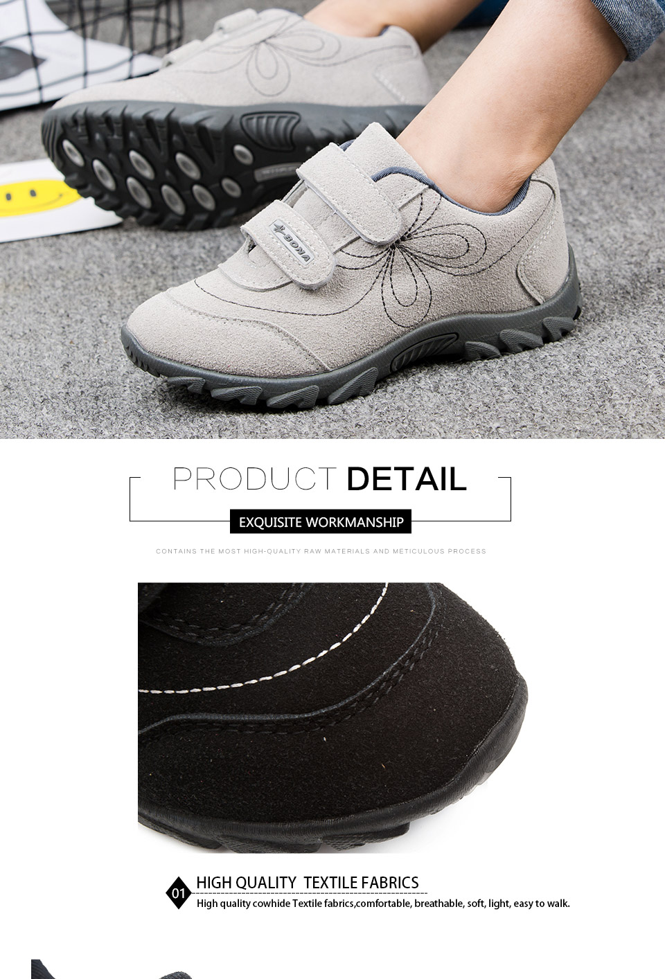 High Quality girls casual shoes