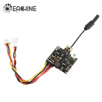 High Quality Eachine VTX03 Super Mini 5 8G 72CH 0 25mW 50mw 200mW Switchable FPV Transmitter