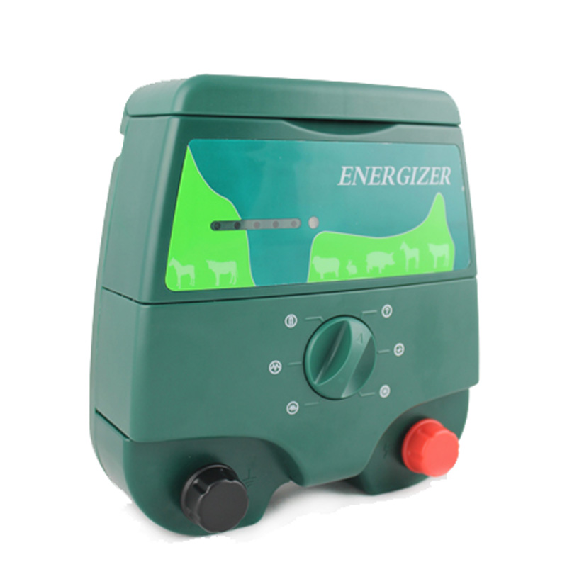 Security Electric Fence Energizer for garden house electric fencing ...
