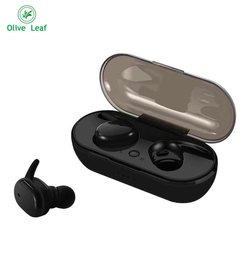 TWS4 Sem Fio Bluetooth 5.0 Fone のデ Ouvido 防水 IPX4 指紋タッチポータブル携帯充電ボックスミニ Fone のデ Ouvido