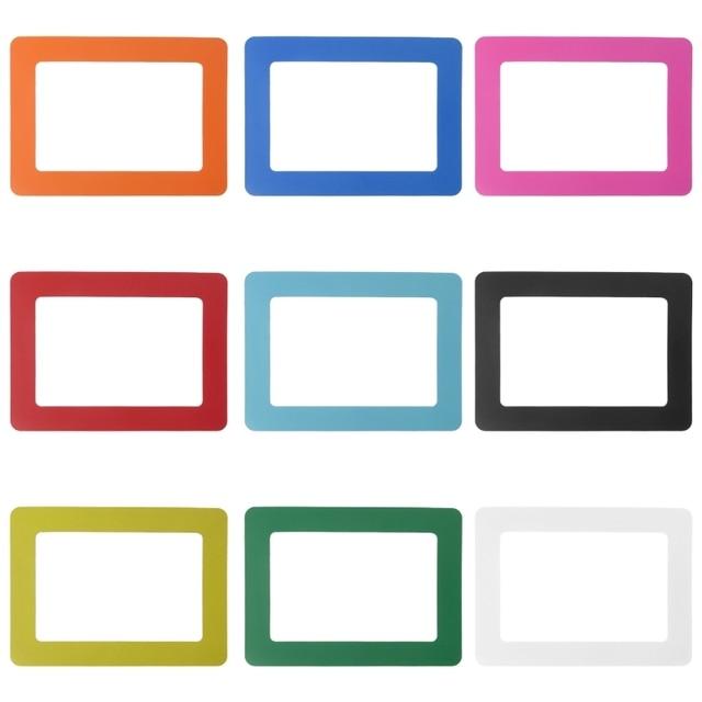 Diy Colorful Magnetic Picture Frames Fridge Refrigerator Magnet