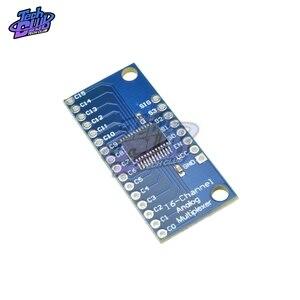 2 в-6 в 16-канальный аналоговый цифровой модуль для доски для прорыва мультиплексор CD74HC4067 для Arduino микроконтроллер устройства RX линии