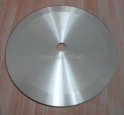 Cr12MoV nóż do papieru rury 200*25.4*2mm w Piły od Narzędzia na