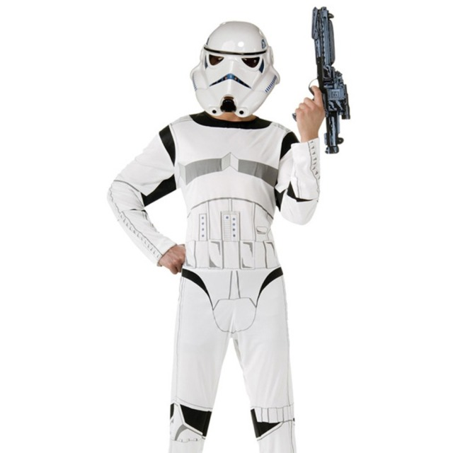 Star Wars Halloween Costume Storm Troopers