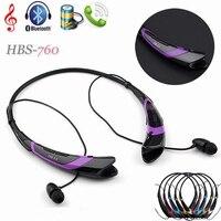 Aihontai Sport Headphone Stereo Bluetooth Headset Wireless Handfree Neckband Earphone For Iphone 5s 5C 6 6S