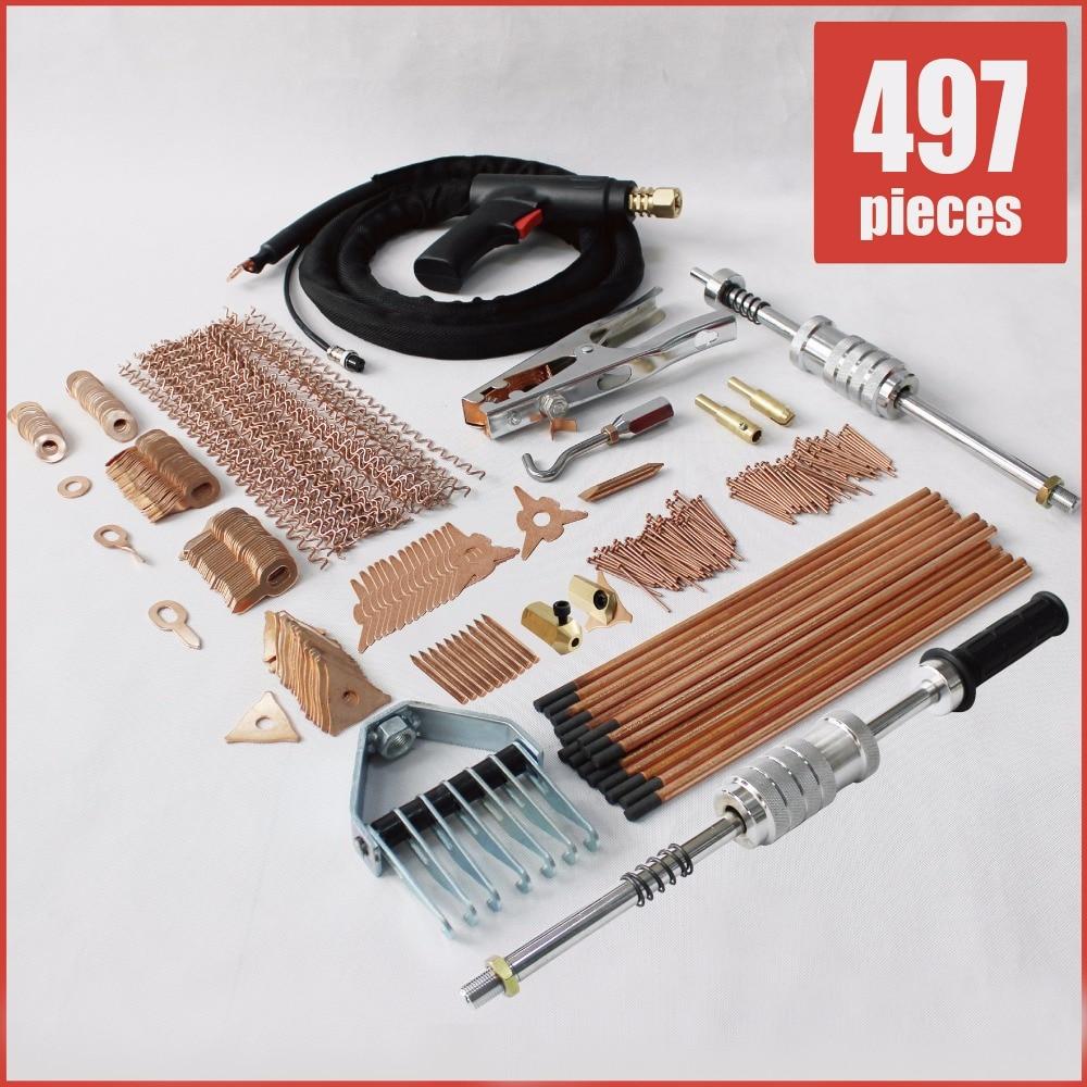 Hot Sale Tools For Auto Car Body Repair Hand Tools Set Dent Puller