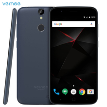 4G Smartphone Vernee Thor 3GB+16GB Fingerprint Identification 5.0 inch Android 6.0 MTK6753 Octa Core up to 1.3GHz OTG LTE WiFI