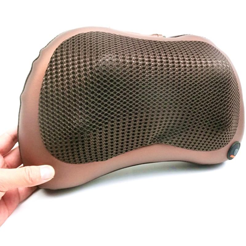 2 en 1 infrarouge voiture maison corps massage oreiller anti-stress - Soins de santé - Photo 1