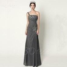 vestido de noiva for sale robe de soiree courte saree michael korns gray chiffon