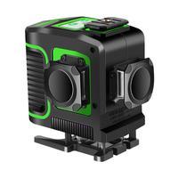 12 Lines Green Light Laser Level with Bracket Laser Beam Line Self Leveling