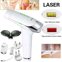 Lescolton 3 in1 IPL Laser Hair Removal Device Depilator Permanent Hair Remover IPL Laser Epilator Armpit Hair Removal Machine