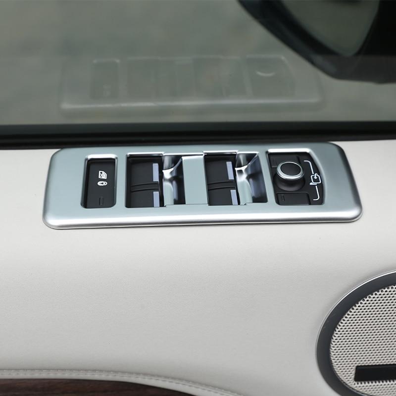 Para Land Rover Discovery 5 2017 2018 L462 LR5 ABS del coche Mate - Accesorios de interior de coche - foto 4