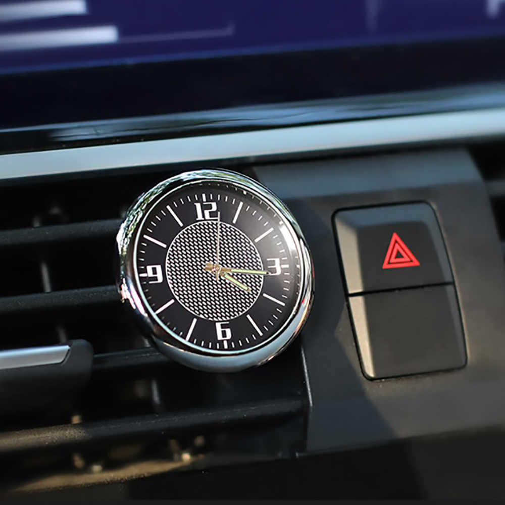 Detail Feedback Questions About Car Clock Ornaments Auto Watch Air