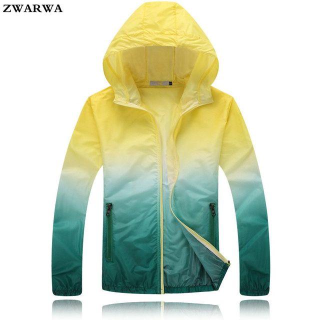 Coats 2017 Sale Top Fashion Slim Jacket Spring Thin Windbreaker Women Basic Jackets Zipper Hood Outwear Fast Dry Sun Coat S-4xl