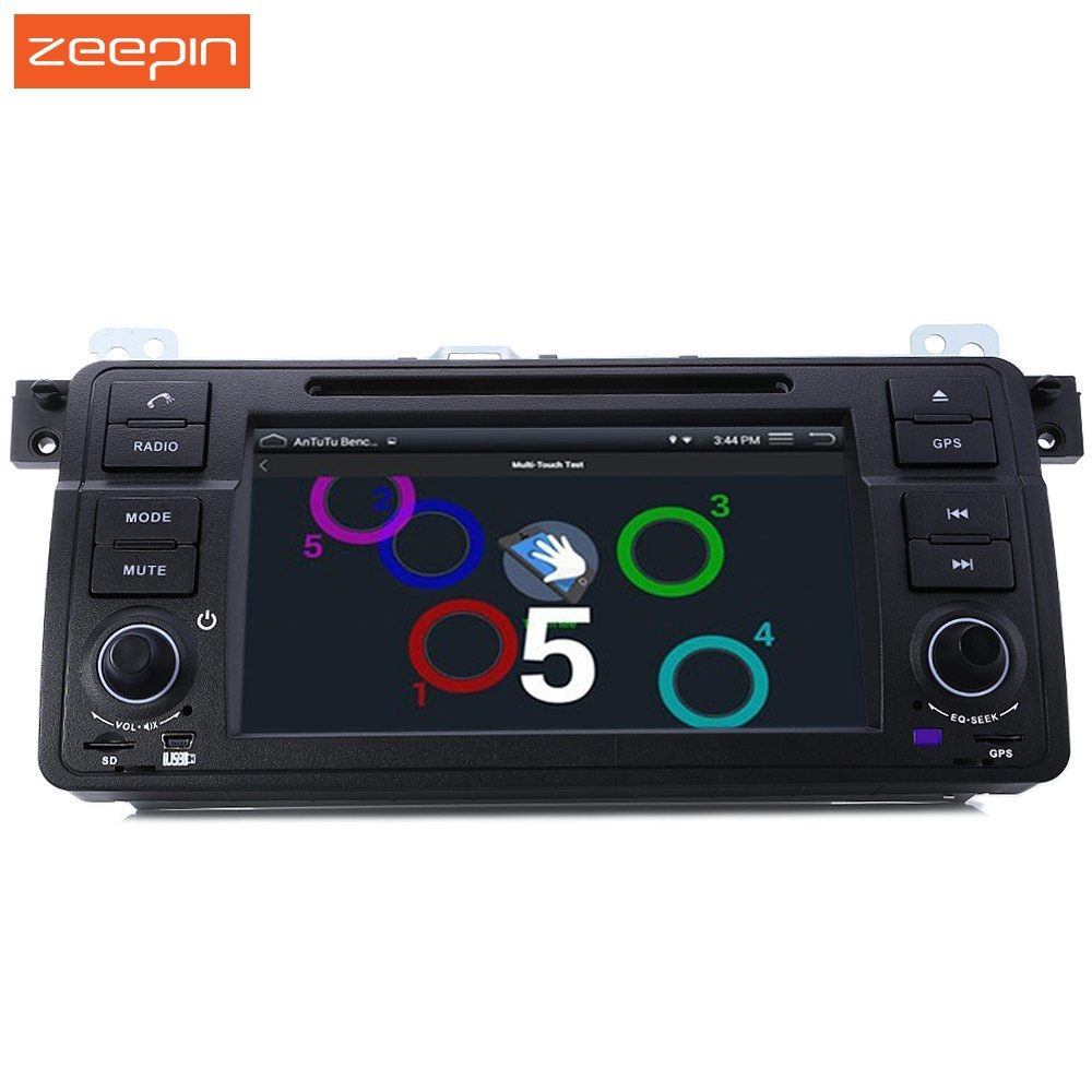 7 Inch 1 Din Wince Car DVD Player GPS Car Audio Stereo MP5 Player Support